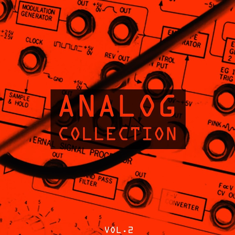 Va analog collection vol 2 100 house music hrcomp008 web for House music collection