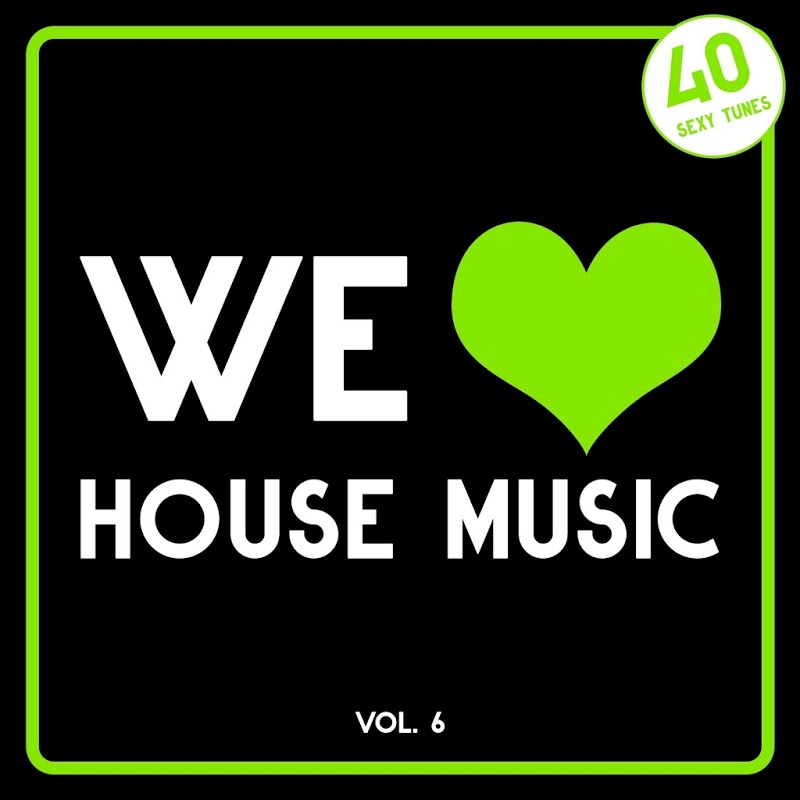 Va we love house music vol 6 40 sexy tunes tm101 web for House music facts